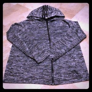 VGUC Nike full Zip Hooded Sweatshirt